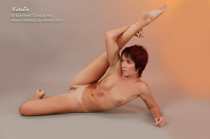 Have hit Nude yoga stretching exercises